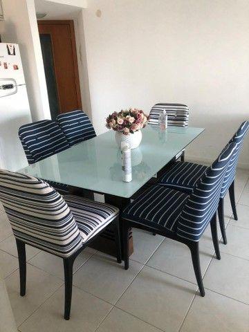 Mesa + 6 cadeiras