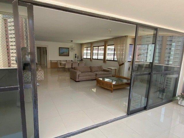 Apartamento Mobiliado No Meireles,Condomínio e iptu Inclusos, a 100m do Aterro!!!! - Foto 4