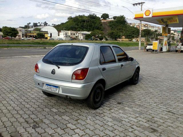 Fiesta 1.6 Zetec Rocam 2000 - Troca - Facilita Promissoria - Foto 4