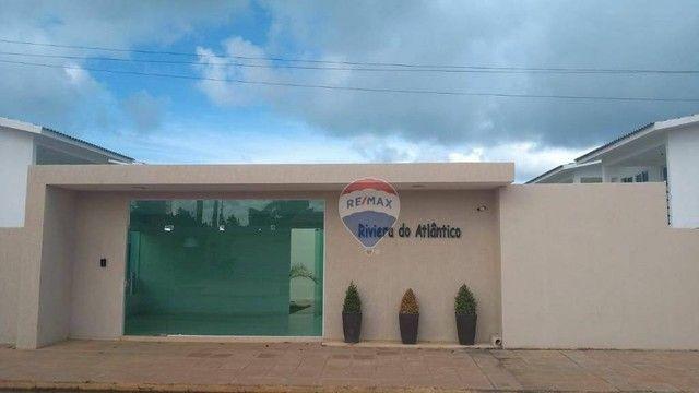 Apartamento com 3 dormitórios à venda, 93 m² por R$ 249.000,00 - Jacumã - Conde/PB