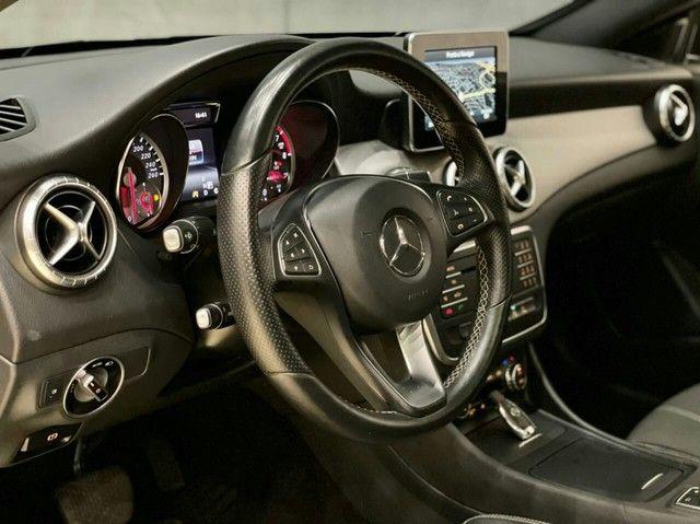 Mercedes-Benz Cla 200 1.6 Vision 16V Flex 4P Automático - 2015/2016 - Foto 6