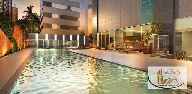 Apartamento com 4 dormitórios à venda, 175 m² por R$ 2.995.000,00 - Santo Agostinho - Belo - Foto 8