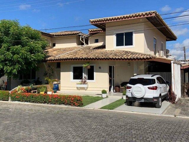 Casa para venda com 3 suítes na Avenida Luiz Tarquínio em Vilas do Atlântico Lauro de Frei - Foto 6