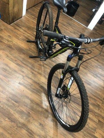 Bicicleta specialized camber 2019 tamanho M (usada) - Foto 2