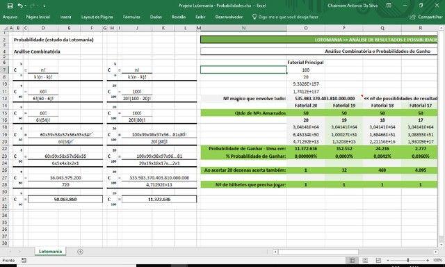 Excel Avançado (youtube.com/chaimom) - Foto 4