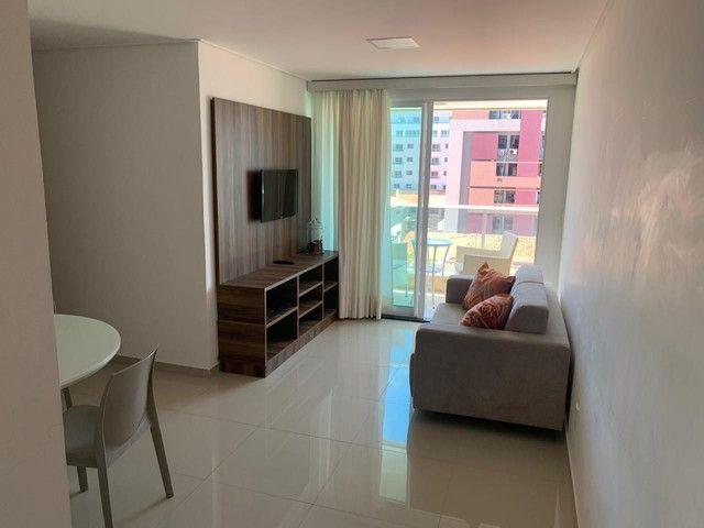 Aluguel de Exelente apartamento mobiliado no Bairro do Bessa - Foto 9