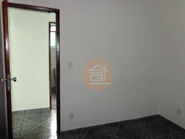 Casa em Nova Cidade - 02 Quartos - Quintal - Garagem - São Gonçalo - RJ. - Foto 12