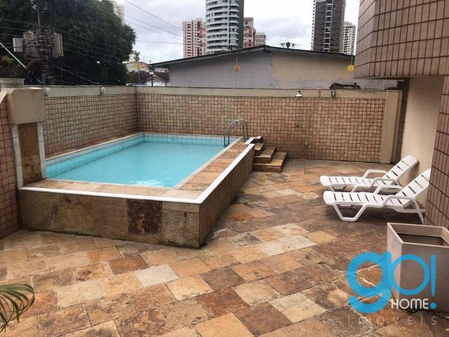 Apartamento com 3 dormitórios à venda, 140 m² por R$ 550.000,00 - Batista Campos - Belém/P - Foto 19