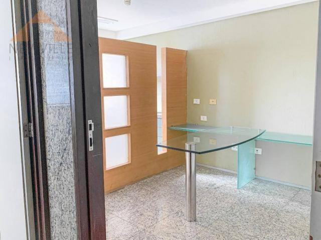 Andar Corporativo para alugar, 250 m² por R$ 9.500/mês - Ilha do Leite - Recife - Foto 7