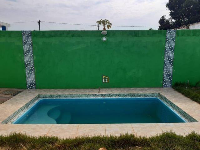 Casa com 2 dormitórios à venda, 91 m² por R$ 195.000 - São Simão - Várzea Grande/MT - Foto 14