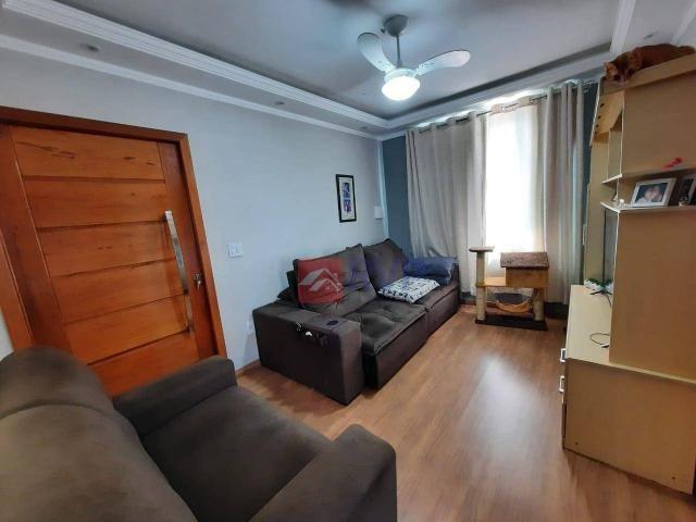 Casa com 3 dormitórios à venda, 150 m² por R$ 480.000,00 - Cerâmica - Juiz de Fora/MG