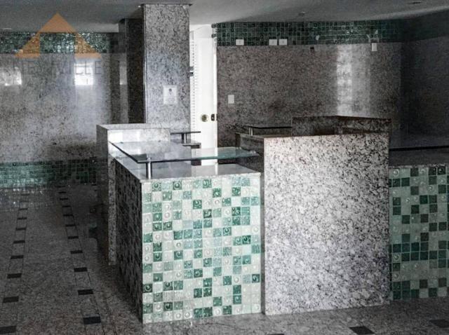 Andar Corporativo para alugar, 250 m² por R$ 9.500/mês - Ilha do Leite - Recife - Foto 2