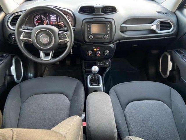 Jeep Renegade  Sport 1.8 4x2 Flex 16V Mec. - Foto 5