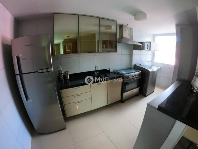 Apartamento à venda, 81 m² por R$ 539.444,90 - Engenheiro Luciano Cavalcante - Fortaleza/C - Foto 4