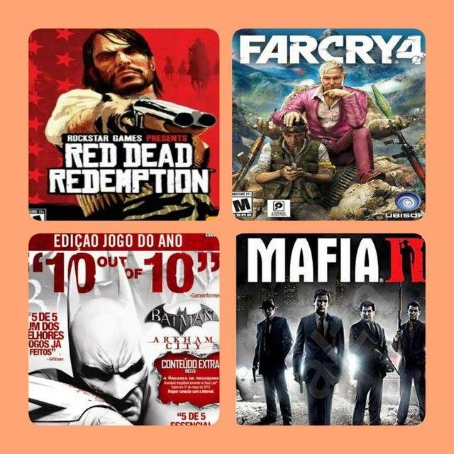 Jogos Xbox 360 todos disponível  - Foto 6