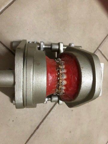 Articulador para estudo ortodontia