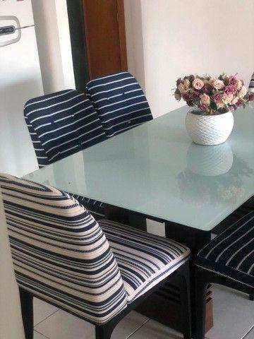 Mesa + 6 cadeiras  - Foto 3