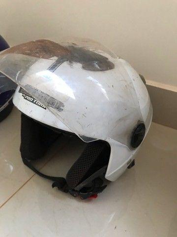Capacete Liberty 4 e capacete Pro Tork  - Foto 2