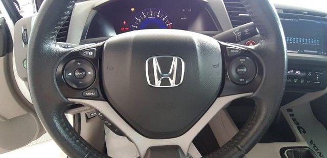 Honda Civic LXS 1.8 MEC 4P - Foto 5