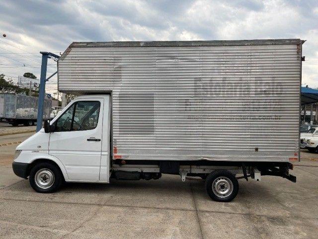 Sprinter 313 Cdi Bau alto e longo DH entrada R$ 4990,00 + 48 X via financeira  - Foto 8