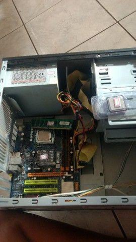 Vendo computador pra retirada de peças - Foto 4