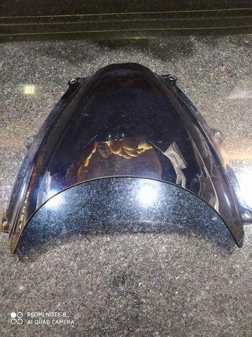 Bolha fumê Suzuki srad 1000 - Foto 5
