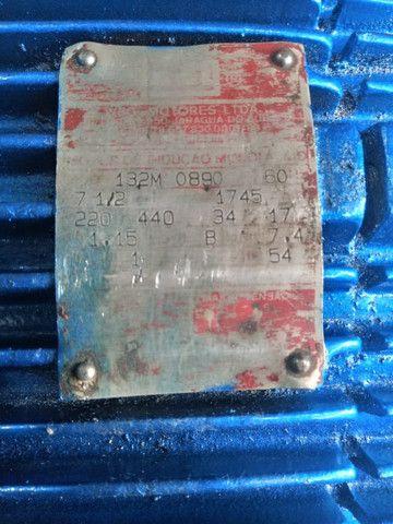 Motor elétrico monofásico - Foto 5