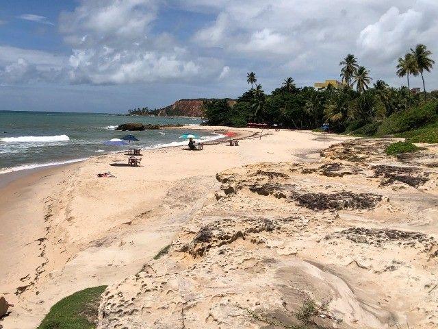 Terreno na praia Tabatinga II - A 150 metros do Mar - Posição Sul - Lote - Foto 9