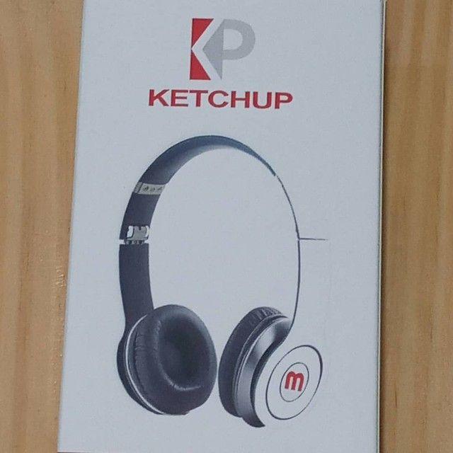 Fone de ouvidos KETCHUP  - Foto 3