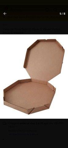 Caixa de pizza  - Foto 2
