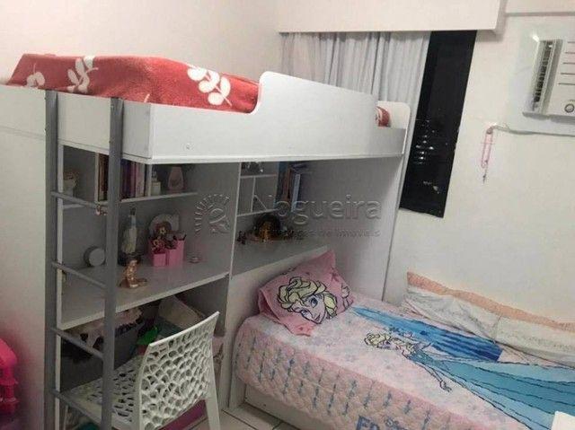 Apartamento para venda tem 75 metros quadrados com 3 quartos em Aflitos - Recife - PE - Foto 16