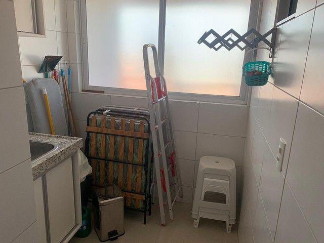 Aluguel de Exelente apartamento mobiliado no Bairro do Bessa - Foto 13