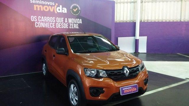 Renault Kwid Zen 1.0 12v SCe (Flex) - Foto 3