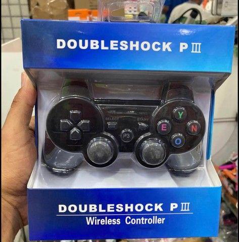 Controle sem fio para PlayStation 3 Entrega imediata