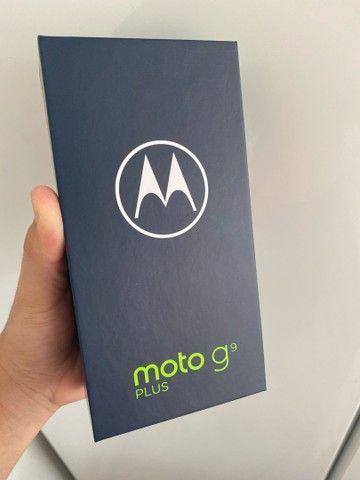 Vendo Moto G9 Plus 128GB- NUNCA USADO- Lacrado- Nota Fiscal- Garantia motorola- Ji parana