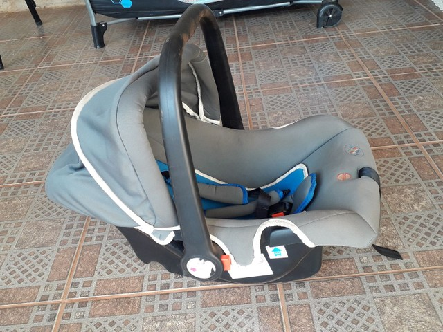 Berço cercadinho e Bebê conforto  - Foto 5
