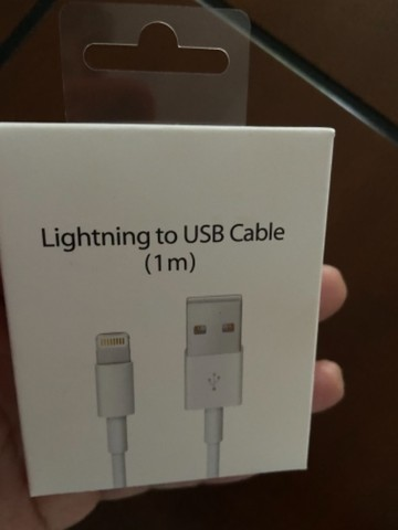 Cabo Lightning USB - Foto 3