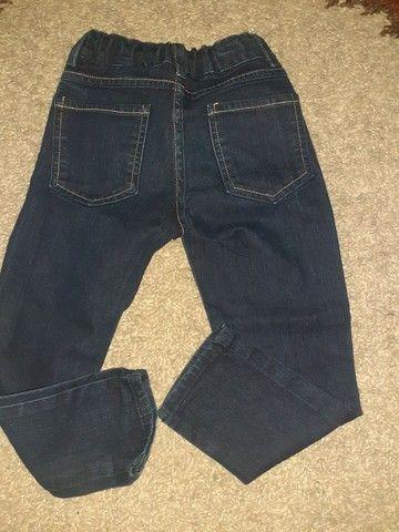 Calças jeans, Tam 4 - Foto 2