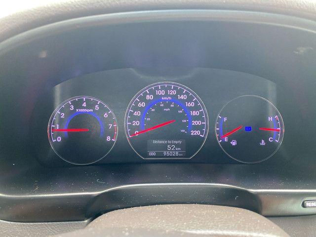 HYUNDAI SANTA FÉ 3.5 7 LUGARES V6 24V 285CV GASOLINA 4P AUTOMÁTICO BLINDAGEM 3A - Foto 4
