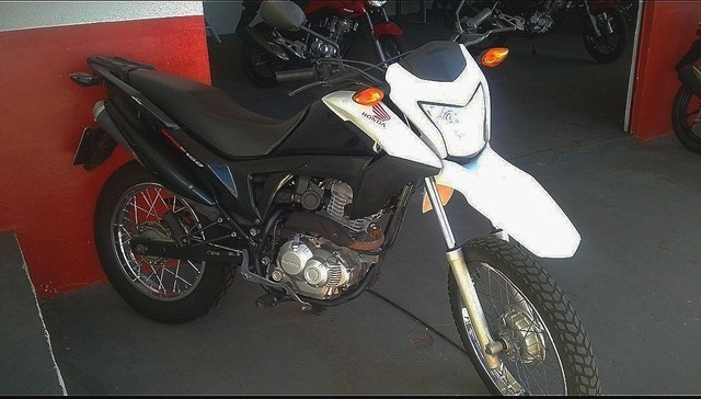 Honda NXR 160 parcelada - Foto 2