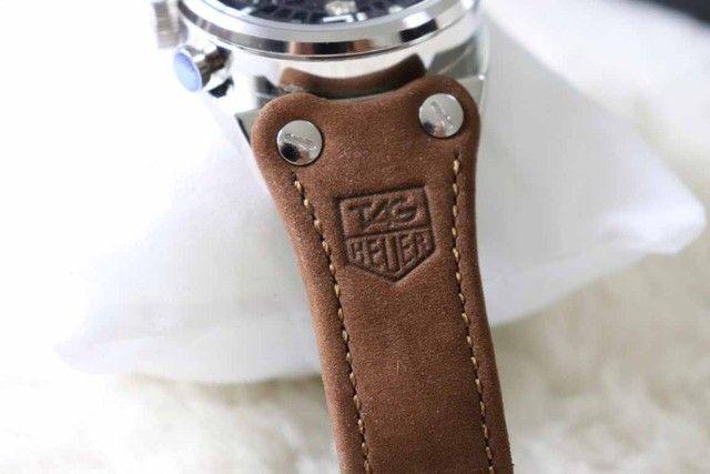 Relogio Modelo com pulseira Personalizada - ja é Vedado - Detalhes incríveis!  - Foto 3