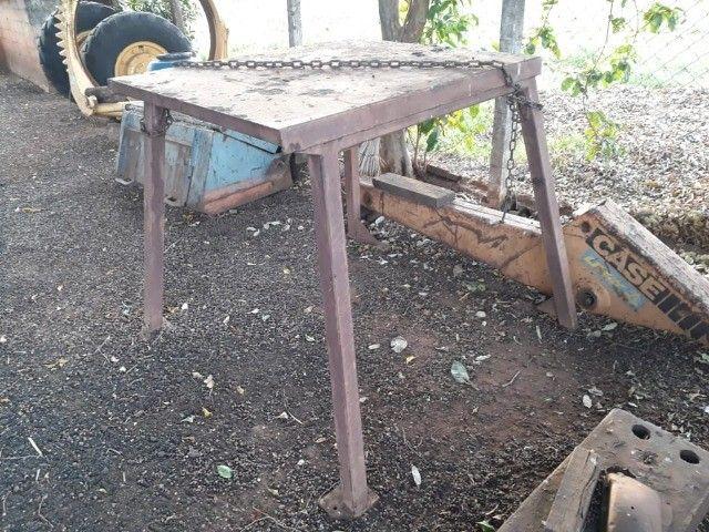 Capota toldo original da Retro Escavadeira Case 580H