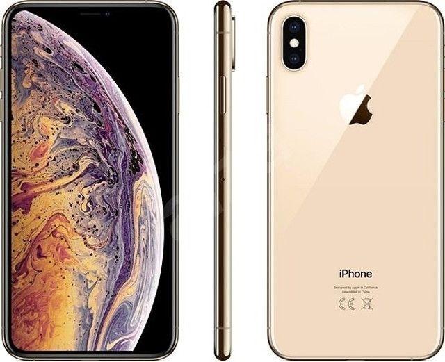 Iphone XS 512GB Dourado Gold