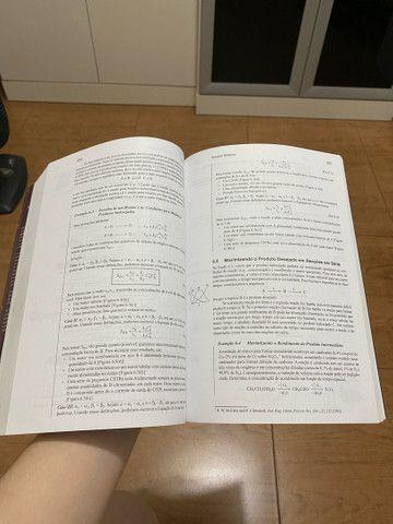 Livro Engenharia Quimica- Elementos de Engenharia das Reações Químicas - Fogler - Foto 2