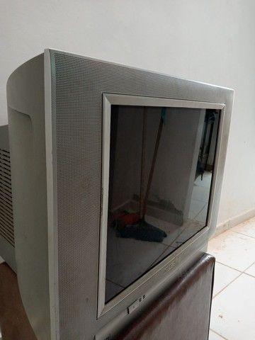 TV Philips 21 polegadas  - Foto 2
