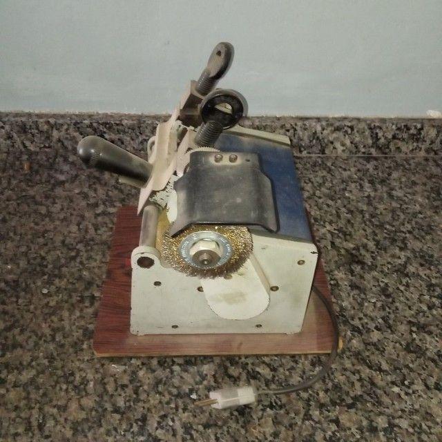 Máquina de copiar chaves - Foto 2