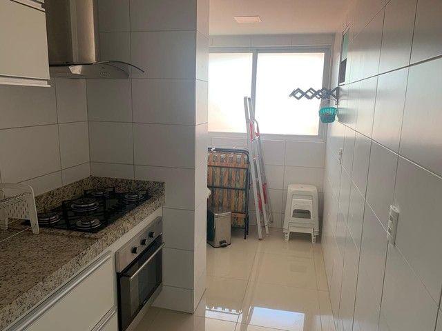 Aluguel de Exelente apartamento mobiliado no Bairro do Bessa - Foto 14