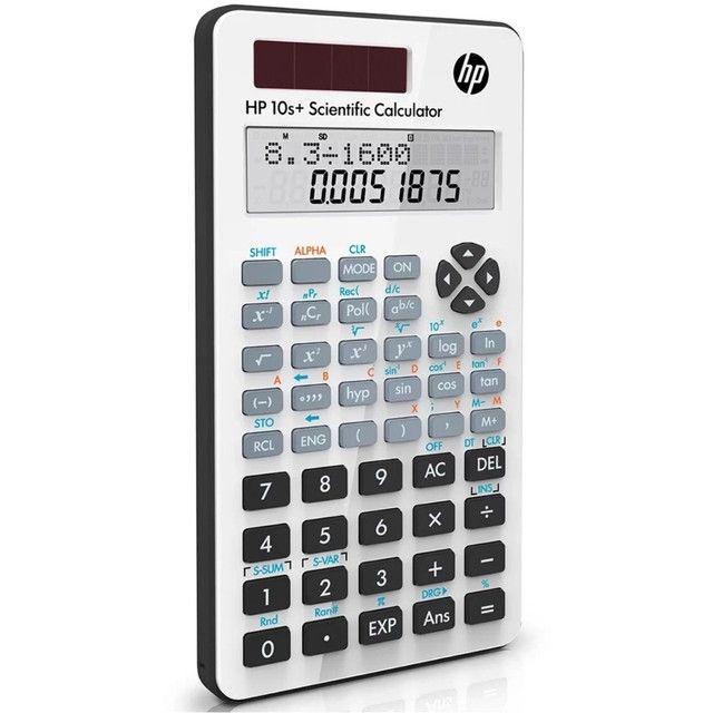 Calculadora científica 10S+ NW276AA HP BT 1 UN - Foto 6