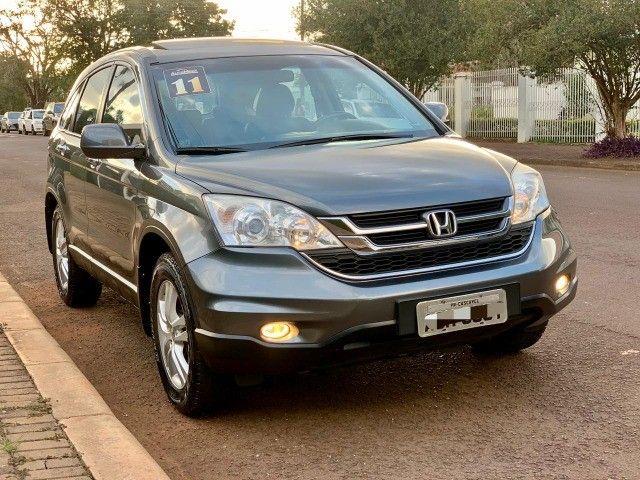 Honda CR-V Exl Awd 2011 - Única Dona - Foto 9