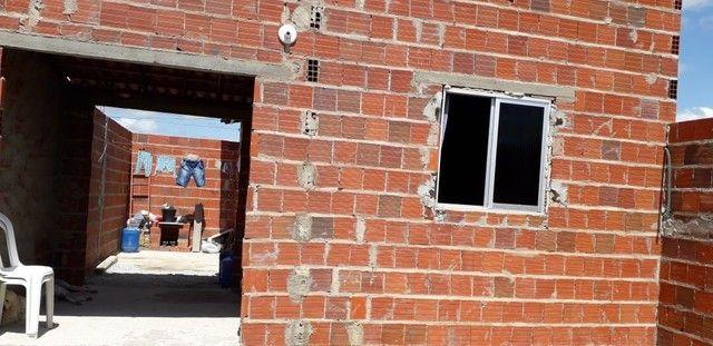 Casa em construção, Cascavel, oportunidade, Loteamento, repasse. - Foto 5